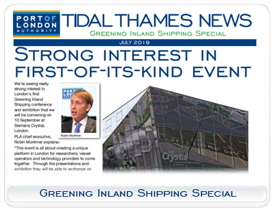 Greening Inland Shipping Special/